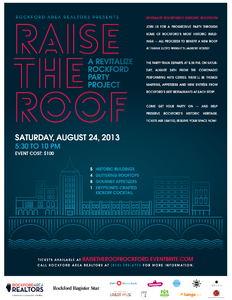 Raise the Roof August 24, 2013
