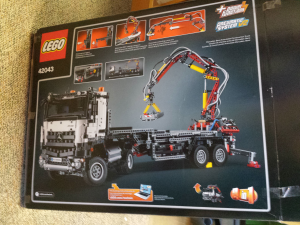 Annual Lego Build Day December 30, 2015