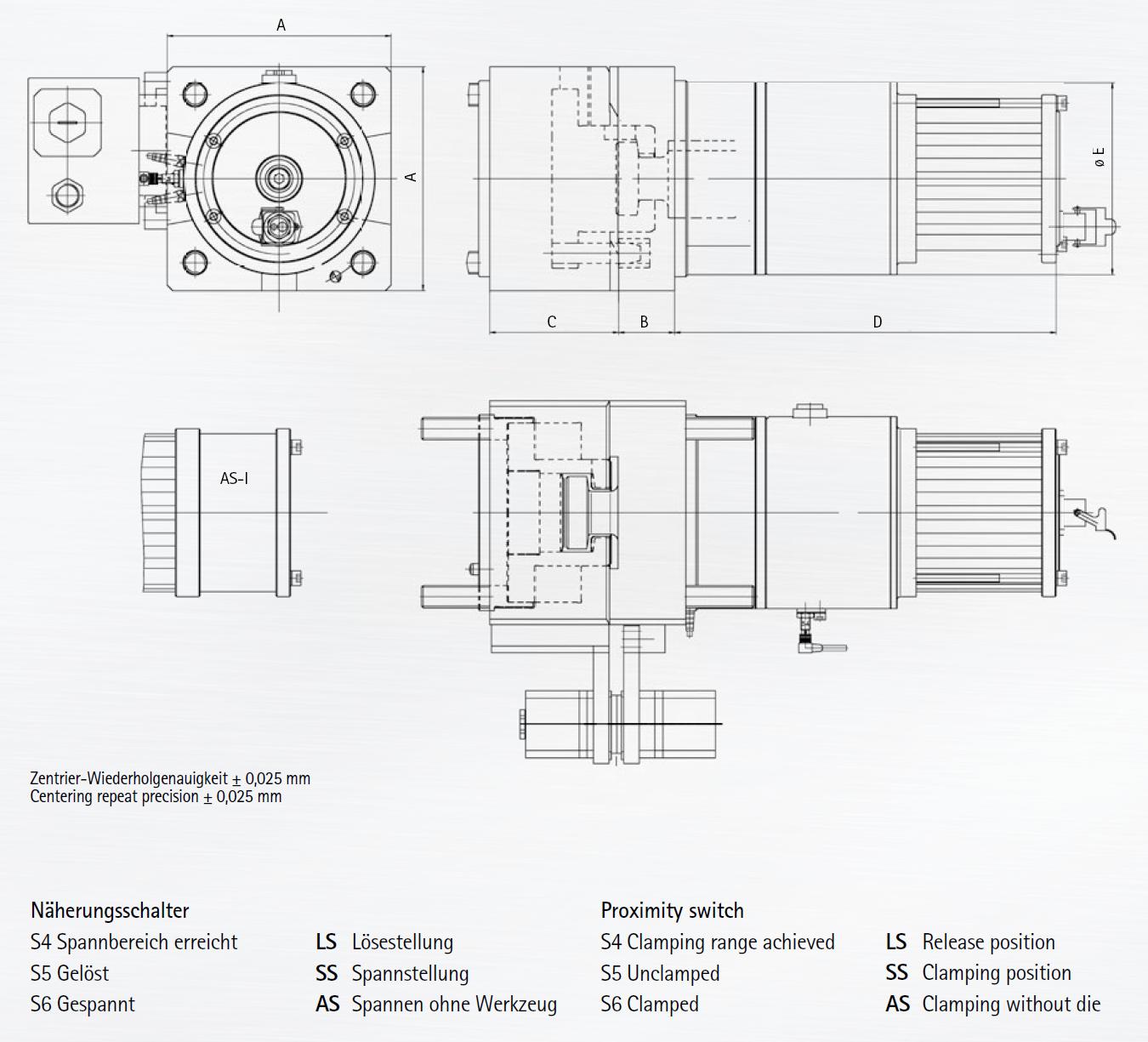 Gripper Mechanical Design The Electro-mechanical Gripper