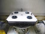 Pallet inside machine (Click image to enlarge)
