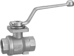 Threaded Ball Valves (Type 87E PN100)