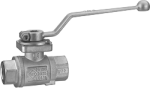 Ball Valves In Carbon Steel (87S PN100)