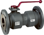 Flanged Ball Valve With TAS (KSN75-TAS)