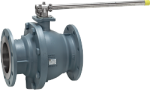 Flanged Ball Valves (KSN77-B)