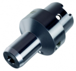 HSK-C Hydraulic Chucks with Radial Length Setting and Increased Clamping Force