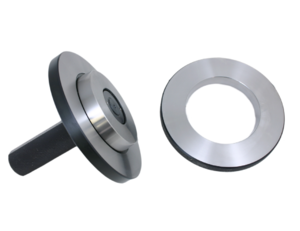 Lathe Spindle Face Ring and Taper Plug Gauges