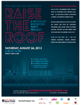 Raise the Roof August 24, 2013 (Click image to enlarge)