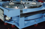 Application: Hydrostatic Rotary Tables