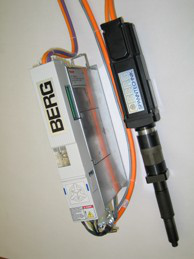 BERG EP-S3 Programmable Clamping Systems