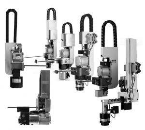 Self-Traveling Clamping Systems