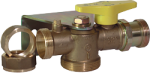 Gas Meter Ball Valve Opt.GSW (GZH30)