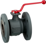 Flanged Ball Valves (KSN75-B)