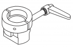 HSK Taper Basic Mounting Fixtures