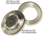 Lathe Spindle Face Ring and Taper Plug Gauges (Click image to enlarge)