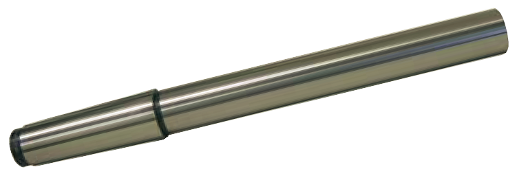 R/öhm 29142 Type 275 Precision Version Extension Sleeve with External Morse Taper 6 and Internal Morse Taper 5 36mm Diameter x 390mm Length