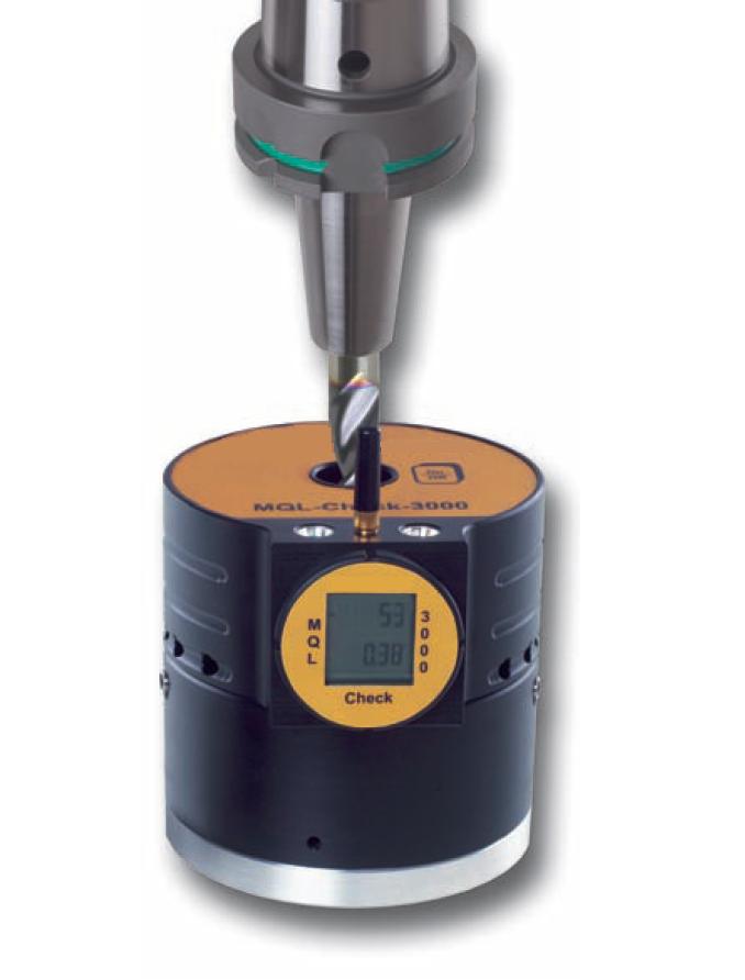 MQL-Check Coolant Volume Measuring Instruments  Measuring Instruments