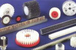 Overview: Mink-Bursten Industrial Brushes (Click image to enlarge)