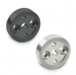 Serrated Locking Plates