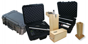 Overview: Spindle Runout Arbor Carrying Cases