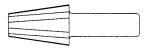 Steep Taper Spindle Wipers (Click image to enlarge)