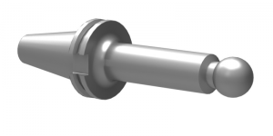 Steep Taper Standard Ball-End Runout Test Arbors